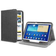 Cover-Up Samsung Galaxy Tab 3 10.1 (10.1-inch) Version Stand Cover Case - Black