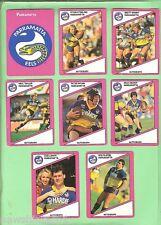 1988  PARRAMATTA EELS  SCANLENS RUGBY LEAGUE CARDS
