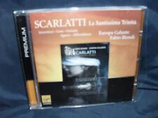 Scarletti-la Santissima Trinita-Europa Galante/Fabio Biondi