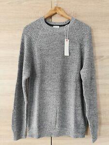 NEW! SALE! Esprit woman sweater grey size L