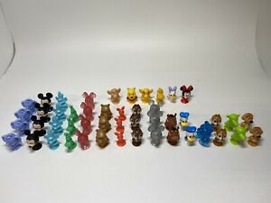 Disney Best Buddies MICRO POPZ Lot Of 49 Micropopz | Used | Mickey Donald Dumbo