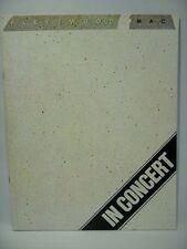 Fleetwood Mac Tusk Tour IN JAPAN 1980 Concert Program Book