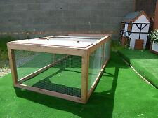 6' X 3' Large Box Run Rabbit/Guinea Pigs