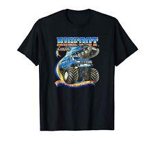Hide&Seek Bigfoot Truck The Original Monster Truck Funny Black T-Shirt S-6XL