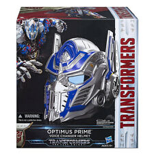 Hasbro Transformers The Last Knight Optimus Prime Voice Changing Helmet - VG