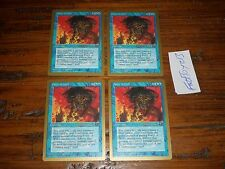 World Championship Gold Bordered Gold Bordered - FORCE OF WILL x4 NM #1