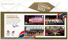 GB Presentation Pack No. 476 2012 MEMORIES OF LONDON OLYMPICS SHEET 10% off 5+