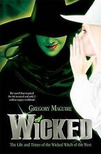 Wicked by Gregory Maguire (Paperback) New Book