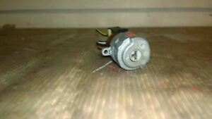 87 NISSAN STANZA VAN 2.0 AT IGNITION SWITCH 1024-6 OEM GUARANTEE