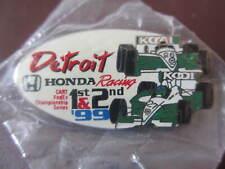 HONDA RACING 1999 CART FED EX SERIES SERIES DETROIT LAPEL PIN