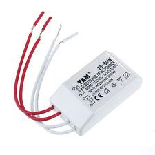 AC 220V To 12V 20-60W Halogen Light LED Driver Power Supply Transformer Stylish