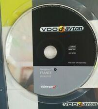 Renault Carminat 2000-2006 Navigation CD VDO Dayton Frankreich / France 2015