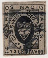 Colombia,Scott#13,12c,used,Scott=$400