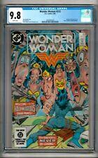 "Wonder Woman #315 (1984) CGC 9.8 White Pages  Giordano - Heck  ""Huntress"""
