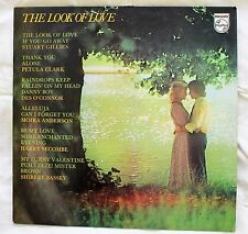 "12"" Vinyl LP 1973 - The Look of Love - Various Artists/Compilation - Sampler"