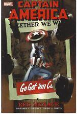 Captain America: Red Menace Vol.1 TPB MCU *