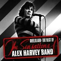 The Sensational Alex Harvey Band - Delilah: The Best Of (NEW CD)