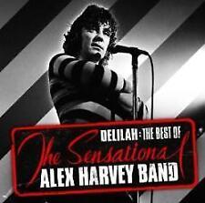 The Sensational Alex Harvey Band - Delilah: The Best Of (NEW CD)