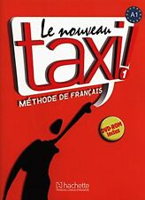 Le Nouveau Taxi! Vol. 1: Methode de français (French Edition) New Paperback Book
