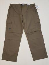 LAPG LA Police Gear Urban Recon Cargo Pants Slate Brown 7 Pockets Mens 42x30 NWT