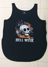 Halloween Hell Week 2020 Tank Tops Size Medium