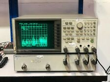 HP 8753B Network Analyzer with 85046A S Parameter Test Set w/ Cables - Agilent