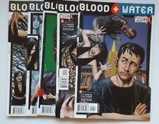 Blood & Water Complete Set #1 to #5 - 2003 - Vertigo Comics