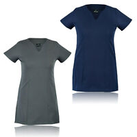 Beautician Spa Tunic Uniform Ladies Salon Beauty Therapist New Hairdressing Nail
