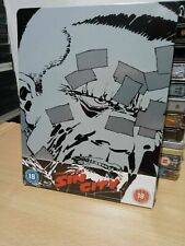 Sin City BLU RAY STEELBOOK UK Release