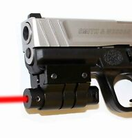 Subcompact RED dot sight For With Weaver Rail XD SR9 Glock home defense Trinity