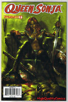 QUEEN RED SONJA #1 VF+ She-Devil Lucio Parrillo 2009 more RS in store