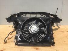 MERCEDES R230 SL500 FRONT CLIP ENGINE RADIATOR COOLING FAN MOTOR 118K! OEM