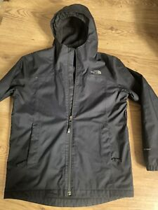 Boys  NF. Dryvent Warm Storm jacket Large Boys in Black Used Good Condtion