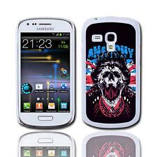 Design nº 7 hard back cover móvil, funda, funda protectora para Samsung i8190 Galaxy s3 Mini