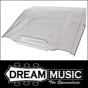 Line 6 Clear Perspex M20DCOVER Hard-Shell Dust Cover For Stagescape M20D