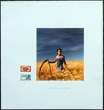 PINK FLOYD POSTER PAGE . 1987 LEARNING TO FLY VIDEO PROMO MONTAGE . M57