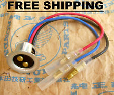 Headlight Wiring Bulb Socket Honda C50 C70 C90 C100 CT90 CT110 CT200  FREE SHIP.