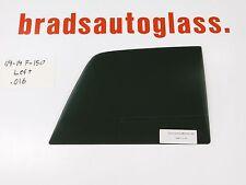 2004-2014 Ford F-150 sliding rear window back glass slider LEFT patch panel
