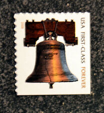 2009USA #4126d Forever Liberty Bell copper with small micro   Mint (APU)