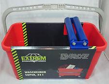 fil professionnel fugbox Set de lavage dalles waschbox Seau carreleur 23 litre