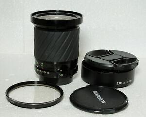 Koboron Macro Camera Lens 1:3.5-4.5 F=28-105mm for Pentax KA + Filter + Hood VGC