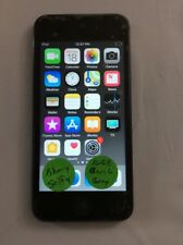 Apple iPod touch 6th Gen. (READ DISCRIPTION) Grey A1574 PLEASE READ!