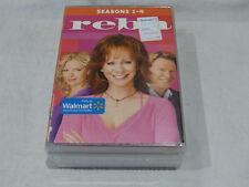 REBA: SEASONS 1-4 DVD SETS NEW