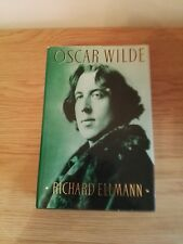 Oscar Wilde by Richard Ellmann Hamish Hamilton 1987