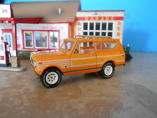 1979 International Scout - 1/64 Scale Limited Edition Must See Photos
