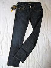 KILLAH by miss sixty BLUE JEANS w26/l32 Low Waist Slim Fit Straight Leg Slim