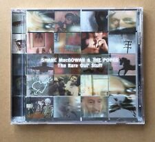 SHANE MACGOWAN & THE POPES - The rare oul' stuff  - CD 2001