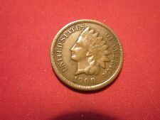 1908-F (FINE) INDIAN HEAD CENT