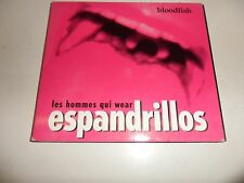 Cd  Bloodfish von Les Hommes Qui Wear Espandrillos