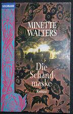 Die Schandmaske*Minette Walters*1998*Auszeichnung:Golden Dagger*bester Krimi d.J